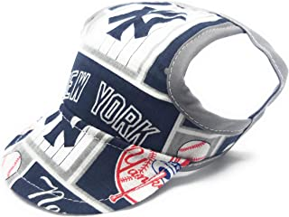 Dog Hat - New York Yankees Sports Fabric