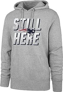 NFL Men's OTS Slogan Fleece Hoodie
