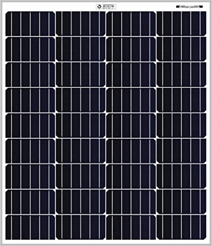Bluebird Solar Panel 100 Watt - 12 Volt Mono PERC Solar Panel