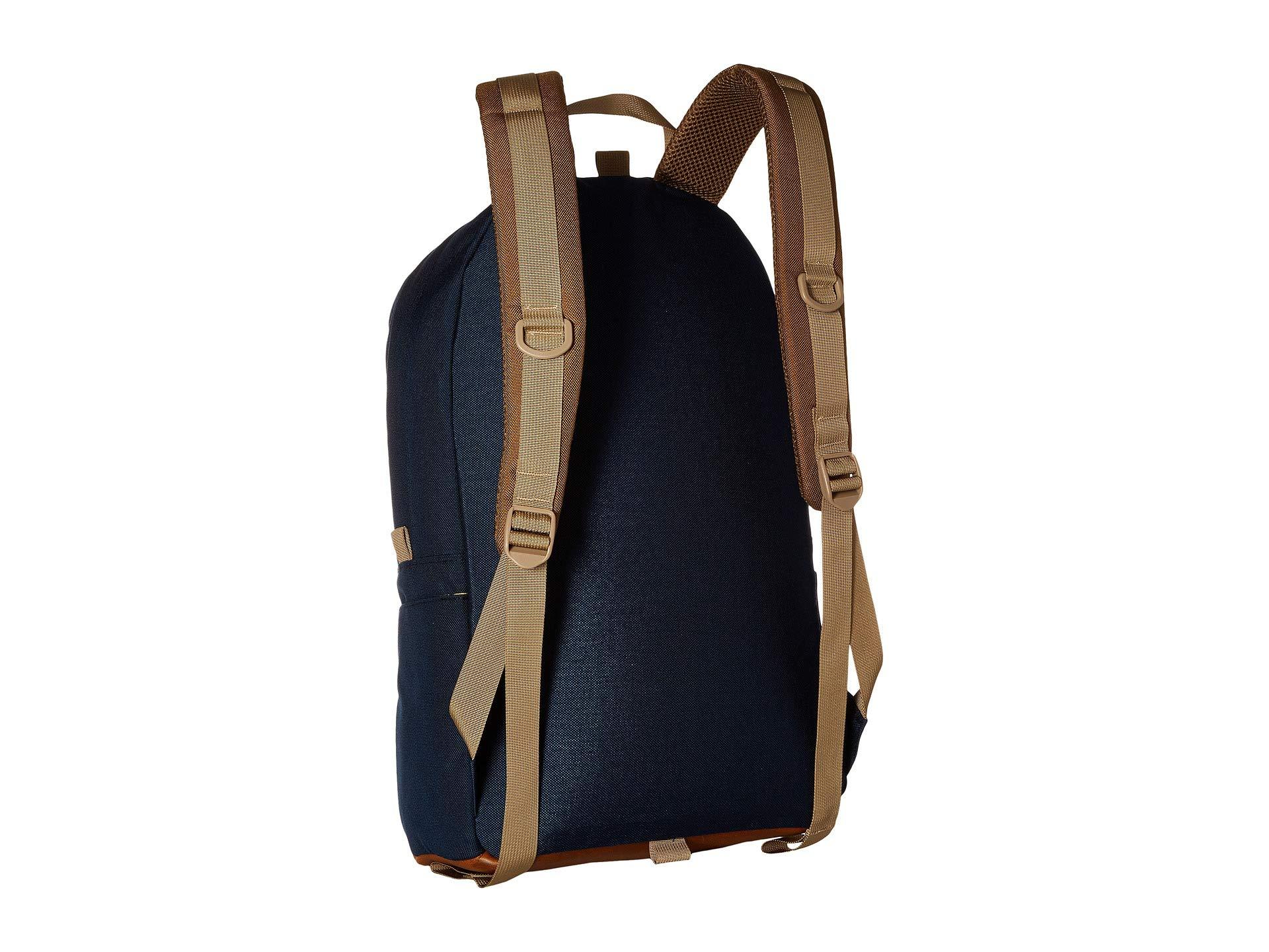 Navy Daypack Topo Topo Designs Daypack Designs Designs Navy Daypack Leather Leather Topo IdtFqxF0
