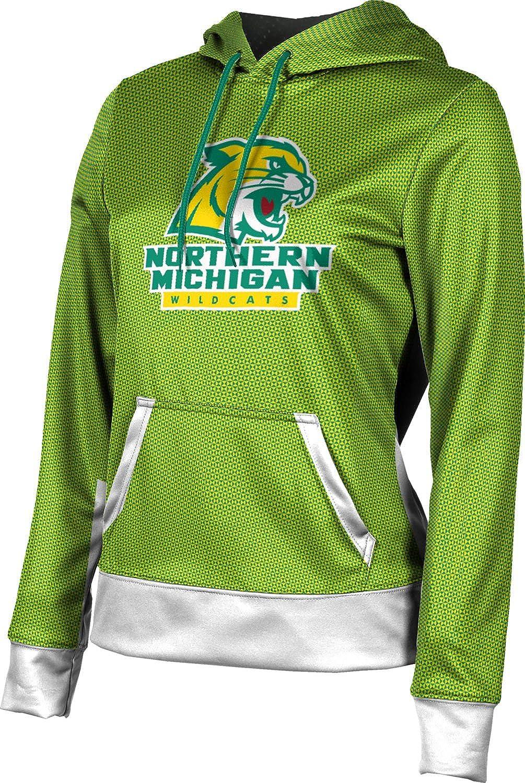 Northern Michigan University Girls' Pullover Hoodie, School Spirit Sweatshirt (Embrace)