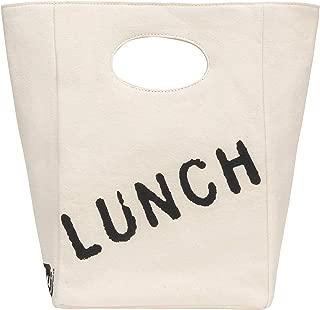 Fluf Organic Cotton Lunch Bag, LUNCH