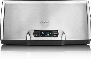 Sunbeam TA6440 Maestro 4 Slice Toaster, Stainless Steel
