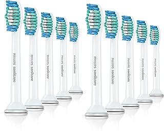 Philips Sonicare Original Basic Clean Opzetborstels - Tot 1,5x meer tandplakverwijdering - Opklikbaar opzetstuk - Memo-bor...