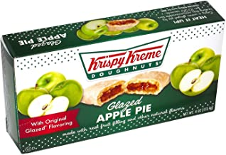 Krispy Kreme Glazed Apple Pie (48 Ounce - Pack of 12)