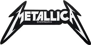 Metallica - Shaped Logo [patch/patch] Metala patch! !