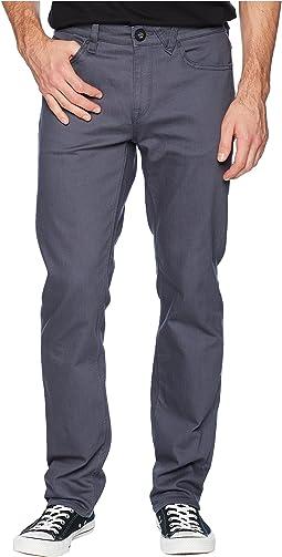 Solver Five-Pocket Slub Jean