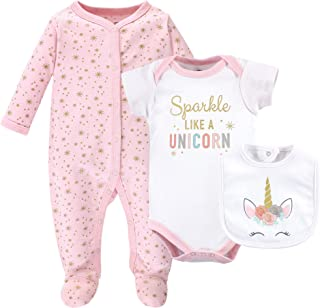 Little Treasure Baby Multi Piece Clothing Set