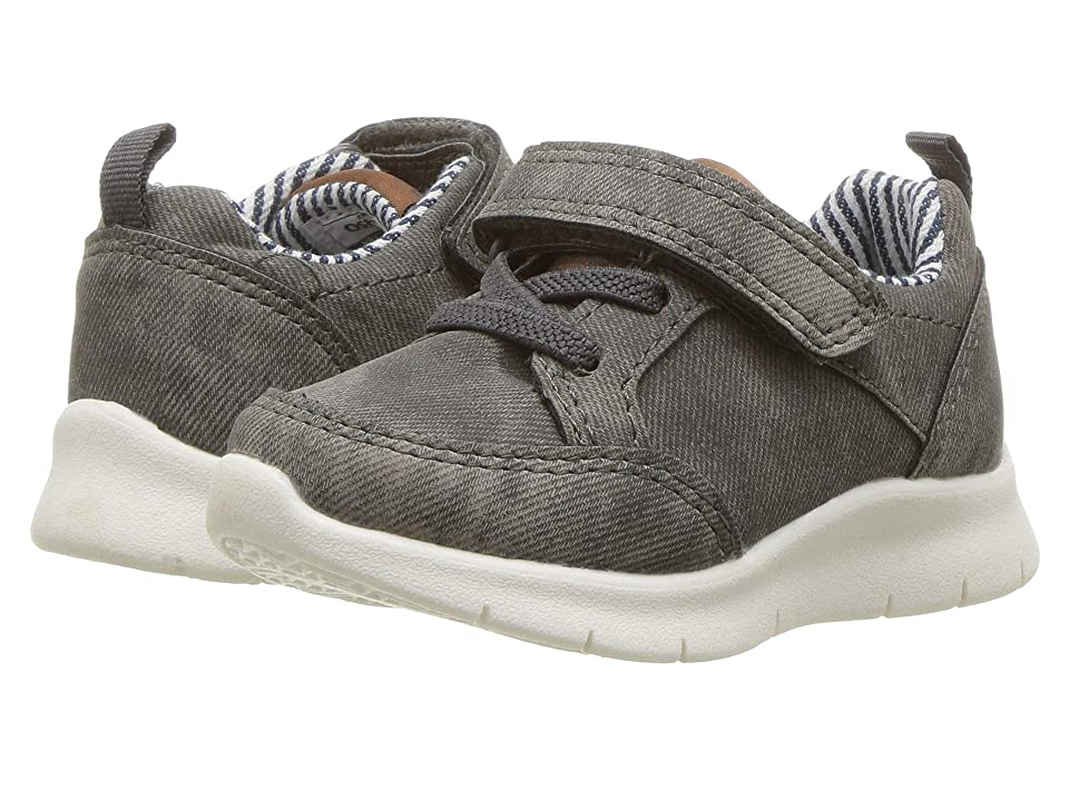 OshKosh Riepurt (Toddler/Little Kid) (Grey) Boy