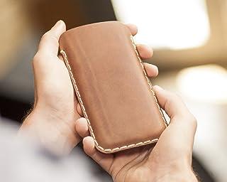 Funda De Cuero Para - iPhone 12 mini - Cosido a mano
