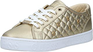 GUESS Gladiss Women's Athletic & Outdoor Shoes, Gold (Gold GOLLL), 37.5 EU