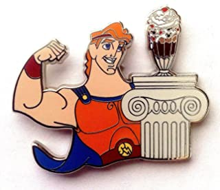Disney Studio Store Hollywood DSSH and Ghirardelli Soda Fountain - Pin Trader Delight - Hercules PTD
