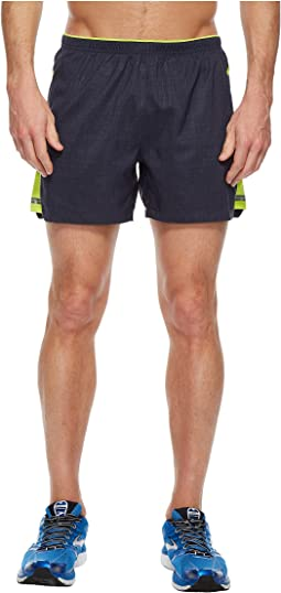"Brooks Sherpa 5"" Shorts"