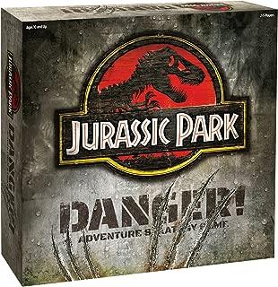 Ravensburger Jurassic Park Danger! - Adventure Strategy Game