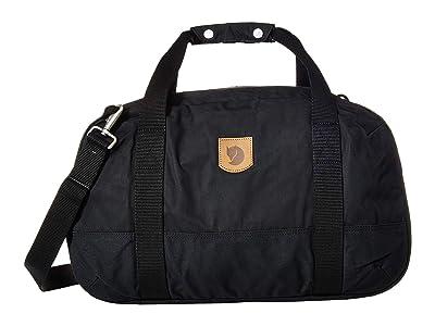 Fjallraven Greenland Duffel 30 (Black) Handbags