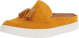Gentle Souls Women's Rory Slip on Mule with Tassel Sneaker