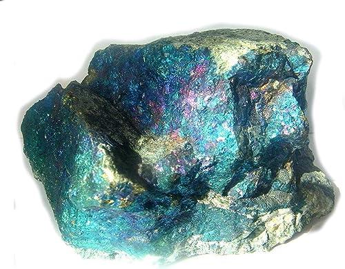 BORNIT Kristall Chalkopyrit Pfau Kupfer Erzgebirge 726 115  ST73