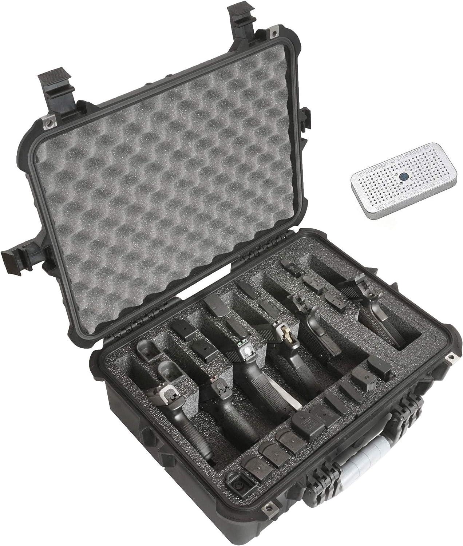 Case Club 6 Pistol Pre-Cut Case