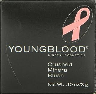 Youngblood Clean Luxury Cosmetics Crushed Mineral Blush, Sherbert | Mineral Blush Powder Blush Loose Blush Minerals Blush ...