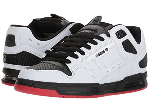 Osiris Peril White/Black/Red Cheap Sale Comfortable Discount Comfortable Fake Sale Online Sale Largest Supplier Really Cheap rjeCz