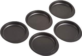 """Wilton 2105-0112 Easy Layers! Lot de Moules à Gâteau Ronds, 15,2 cm (6""""), 5 Pièces"""