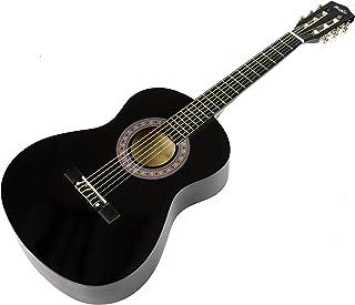 Music Alley MA-34-BK Akoestisch gitaarpakket, Zwart