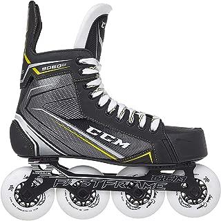 CCM Unisex RH9060 Tac Sr Player in Line Skates, Adult, Black