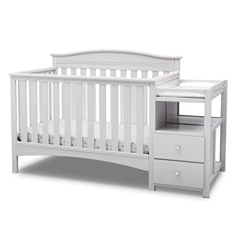 Cribs With Changing Table Combo Amazon Com