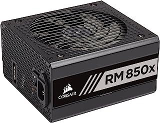 Corsair RM850x Unidad de - Fuente de alimentación (850 W, 100-240 V, 47-63 Hz, 6-12 A, 150 W, 850 W)