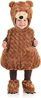 Toddler's Teddy Bear Belly Babies Costume