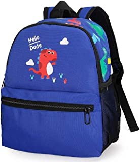 Dinosaur Cute Small School Bag Child Mini Backpack for Kid Toddler Rucksack 3-6