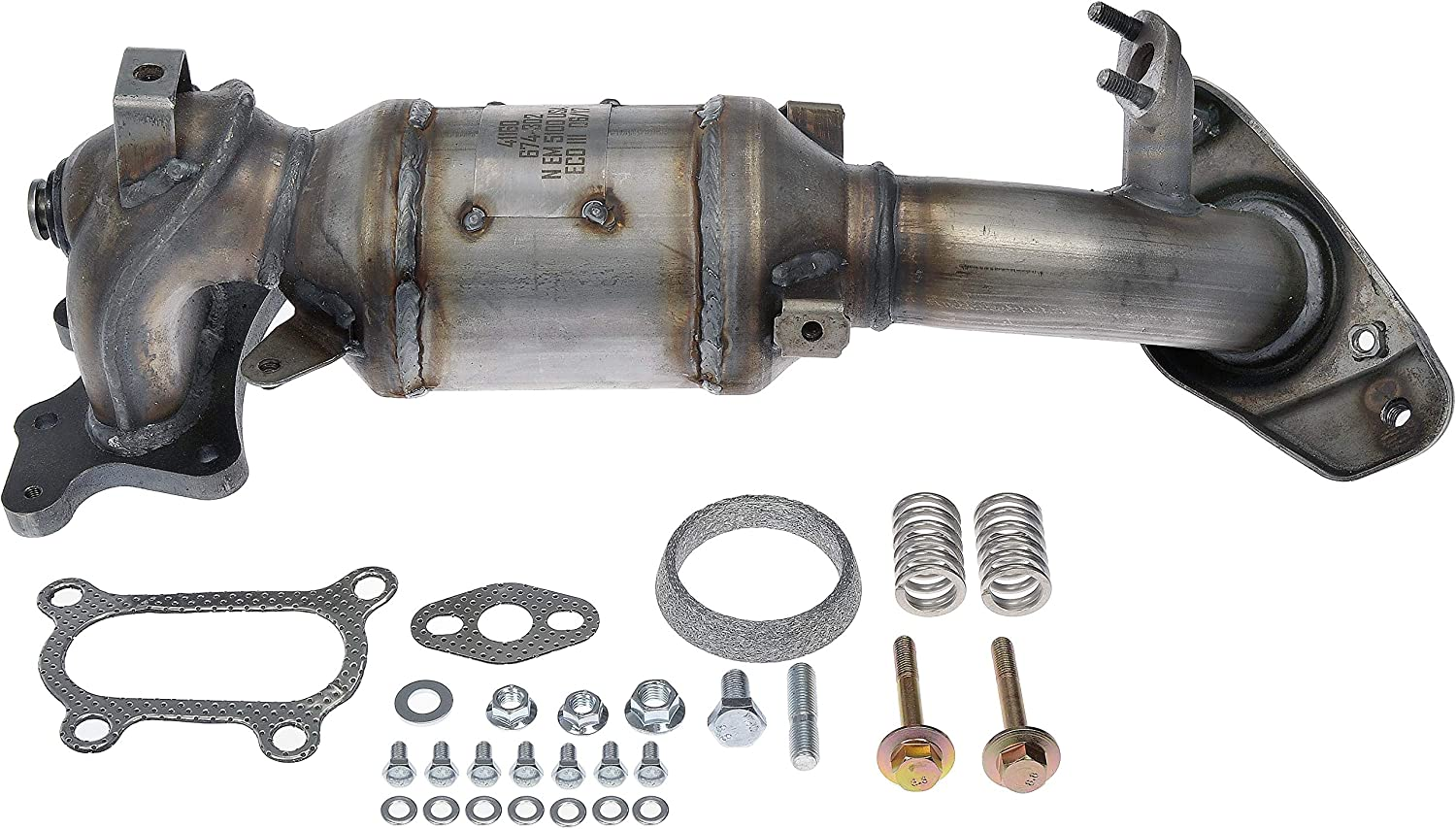 Dorman 674-302 Catalytic Converter Exhaust with Purchase Manif Integrated Dallas Mall