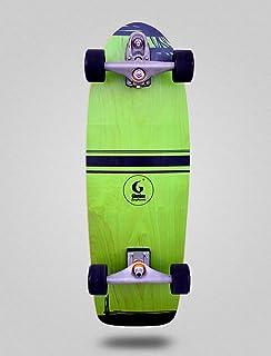 Glutier Surfskate Grass 30,5¨ T12 Surf Skate Truck...