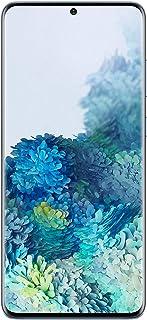 """Samsung Galaxy S20+ 4G (SM-G985F/DS) Dual SIM / 128GB+8GB RAM / 6.7""""/ 4G LTE対応/SIMフリー スマートフォン (Cloud Blue/クラウドブルー)"""