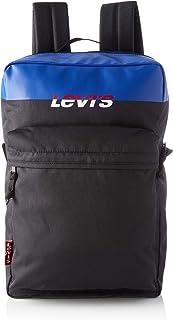 The Levi's® L Pack Standard Issue Colorblock, Hombre, Negro (Noir), 13x26x41 cm (W x H L)