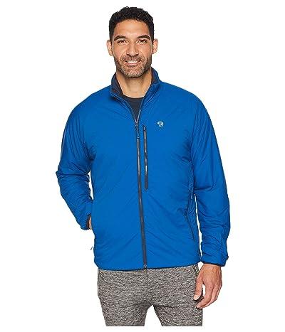 Mountain Hardwear Kortm Jacket (Nightfall Blue) Men