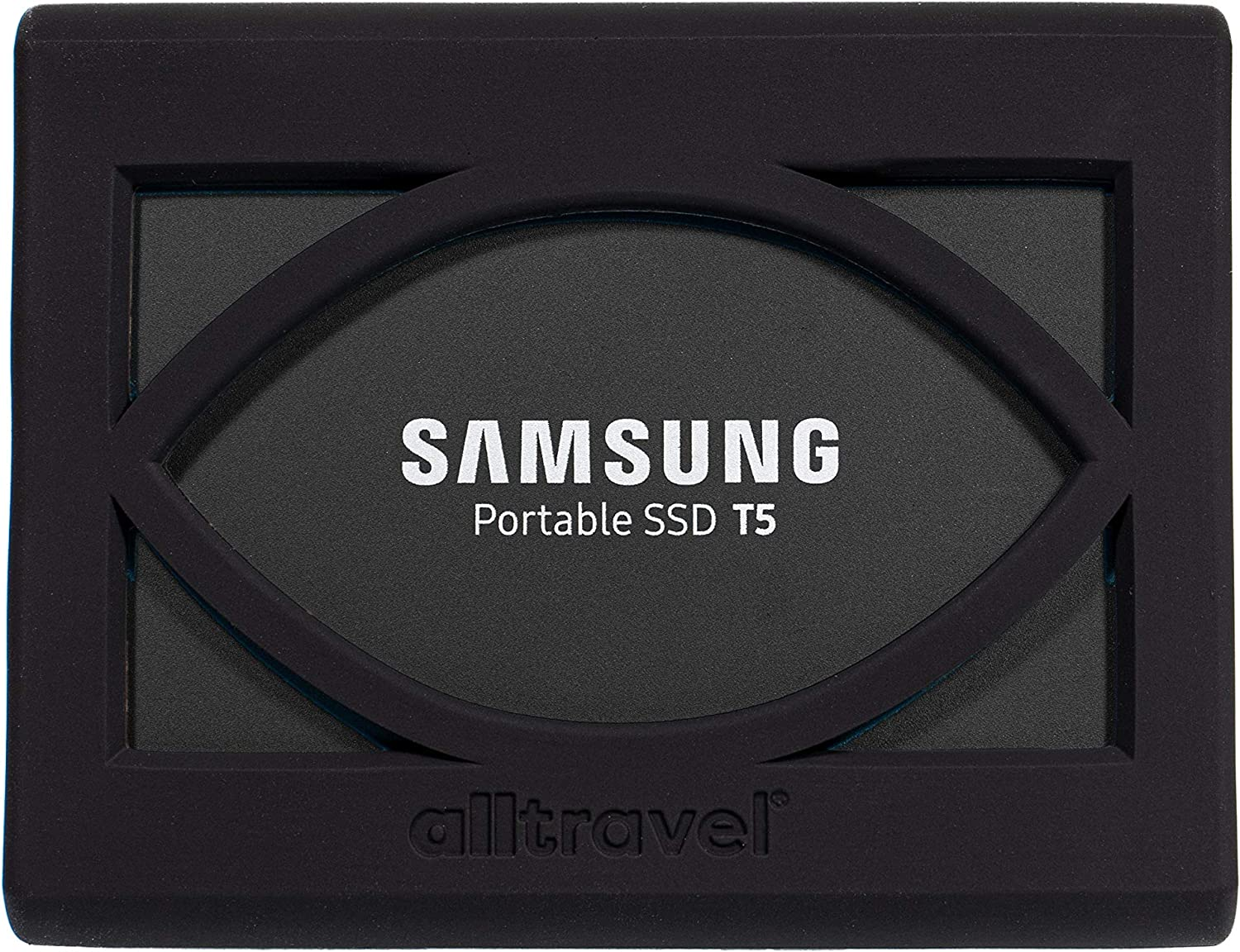 External Solid State Drive We OFFer at cheap prices Bumper Portable T5 for Samsung Price reduction Sleeve