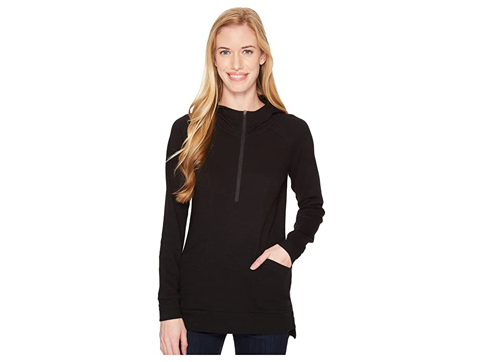The North Face Om 1/2 Zip (TNF Black) Women