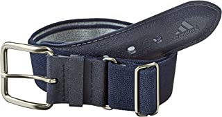 Adidas Adult Baseball Belt (Navy, Adult)