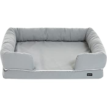 AmazonBasics Pet Sofa Lounger Bed Pad For Cats or Dogs