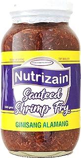 Nutrizain Sauteed Shrimp Fry, 340 gm