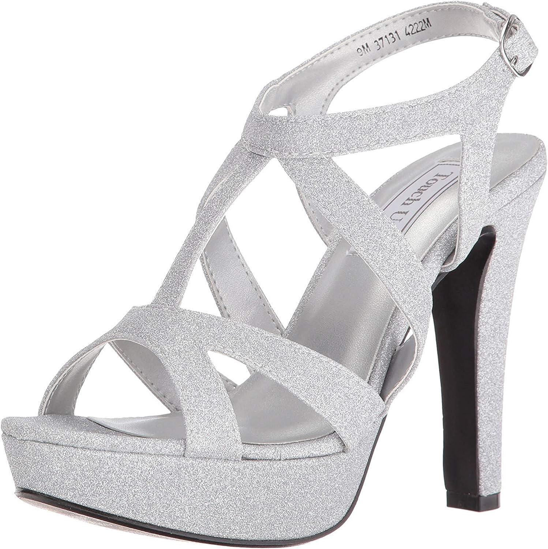 Touch Ups Women's Queenie specialty shop Dress Platform Sandal Daily bargain sale