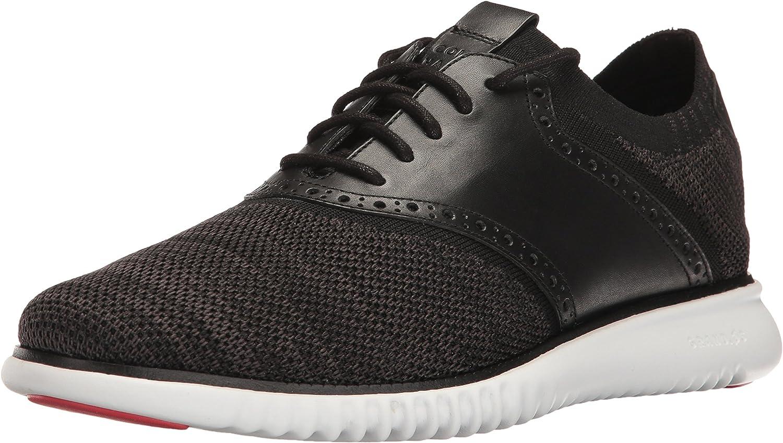 Cole Haan Men's 2.Zerogrand Packable Saddle-Knit Fashion Sneaker
