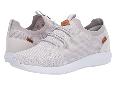 Reef Cruiser Knit (White/Silver) Men