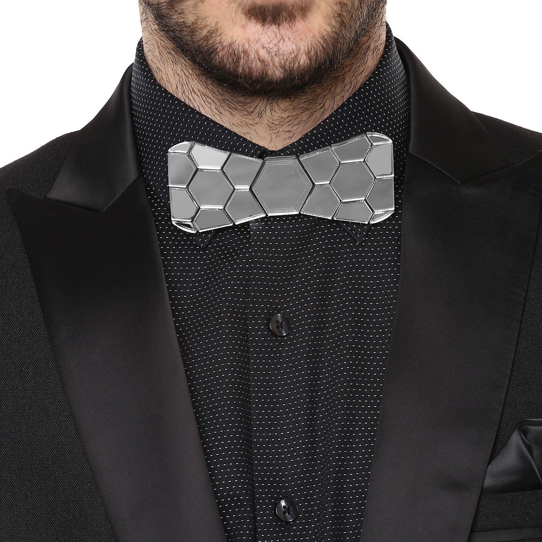 Hexagonal In a popularity Silver Mirror Tech 2021 Bow