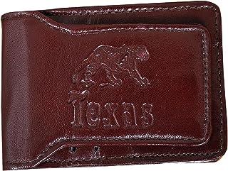 محفظة جلد طبيعي