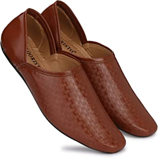 Flooristo Ethnic/Formal/Casual/Loafer Shoes for Men
