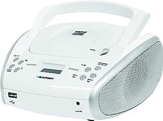 Blaupunkt BLP 8300.001 Radio/CD Player mit Bluetooth, Weiß