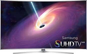 Samsung UN48JS9000 Curved 48-Inch 4K Ultra HD Smart LED TV (2015 Model)