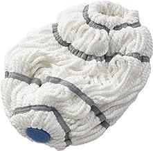 Clorox Microfiber Twist Mop, Refill, White (626021)